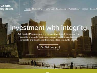 Apt Capital Management
