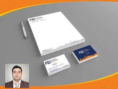 Business Card & Letterhead