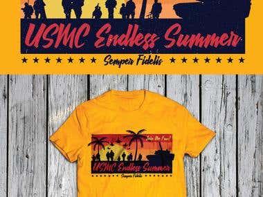 USMC Summer Design
