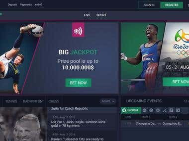Mozbet (sports betting website)
