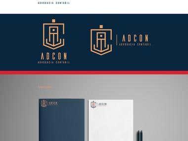 ADCON - Identidade Corporativa