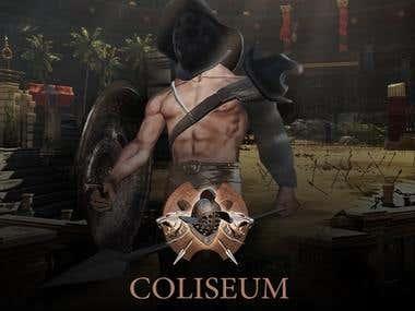Gladiator game