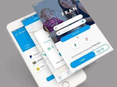 Baby Sitter App