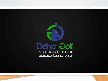 Doha Golf & Leisure Club LOGO Presentation