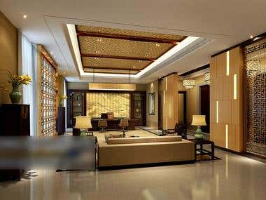 This is hote manager room.