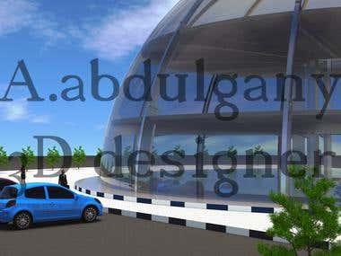 3D architecture design