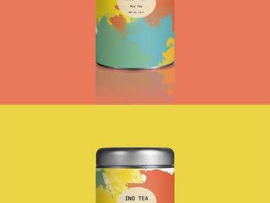 Brand identity+ Packaging