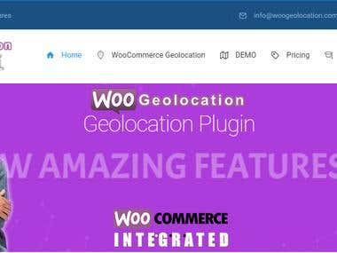 WooGeolocation plugin for WooCommerce