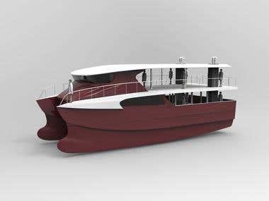 Party Catamaran