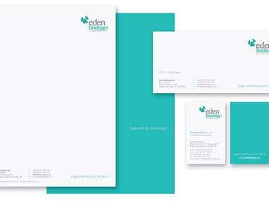 Brochure/Flyer/corporate identities