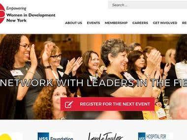 event register website