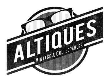 Logo Design - Altiques