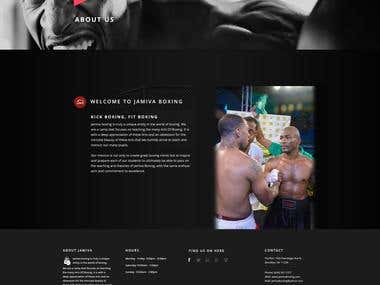 Jamiva boxing