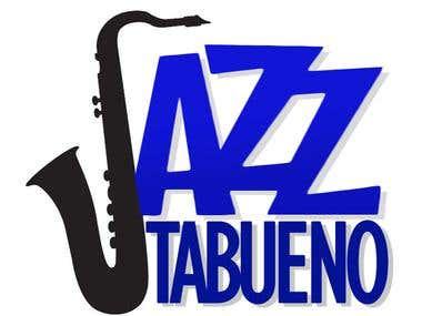 Logo for jazz radio station