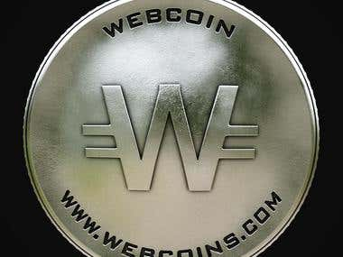 Web Coin Design