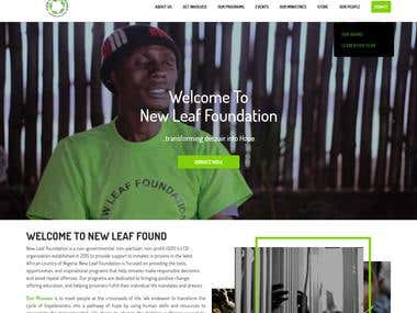 New Leaf Foundation (NLF)