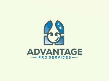 logo concept advantage