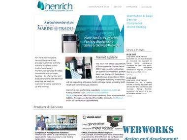 http://henrichinc.com/home.html