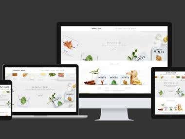 website by S-tech