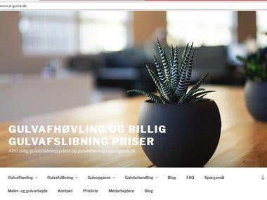 SEO Ranking - www.a-gulve.dk/