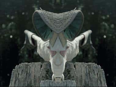 The Scarecrow Cobra (3D Model)