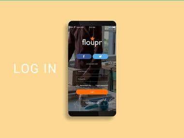 IOS Design Ecommers App