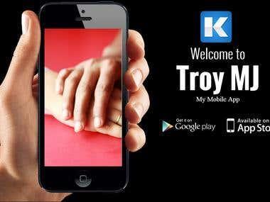 HTML5 |  Mobile App Website