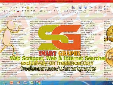 Web Search, Scrape, Internet Search
