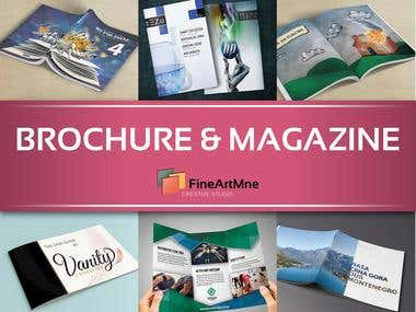 Magazine & Class Book -CLICK for more-