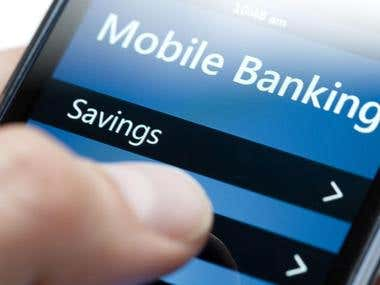 Managing the delivery of banking phone app.