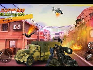 Legendary Snipers Dead Shot