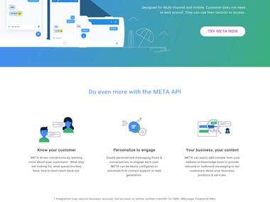 Meta Feature page
