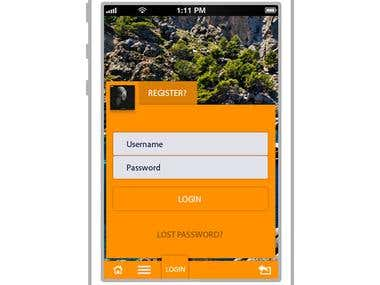 Mobistay - Booking Application