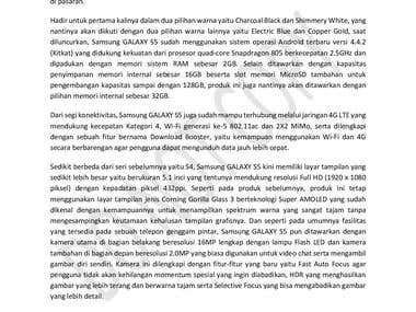 Samsung GALAXY S5, Smartphone Teranyar Sarat Teknologi ...