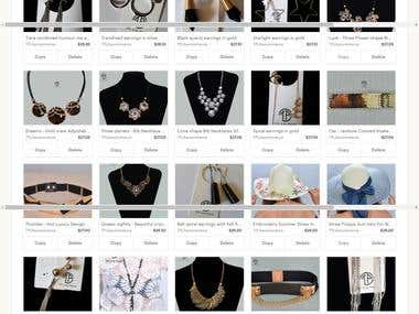 Advertise On Etsy - Project ID: 15184243