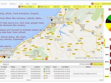 Fleet Tracking & Management System