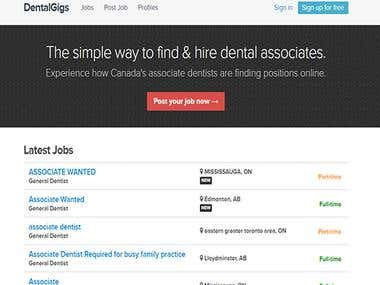 DentalGigs