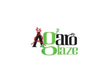 Agaro Glaze Logo