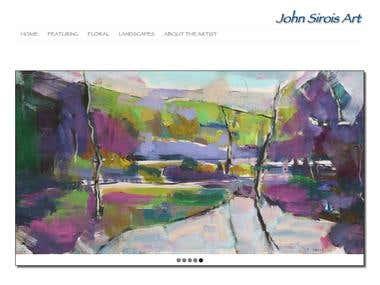 johnsiroisart.com