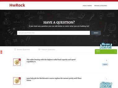 Hwrock.com