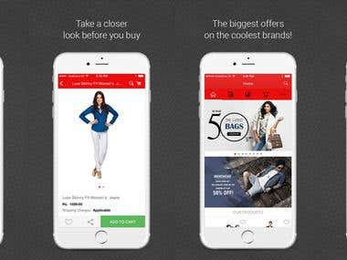 Ecommerce Preview