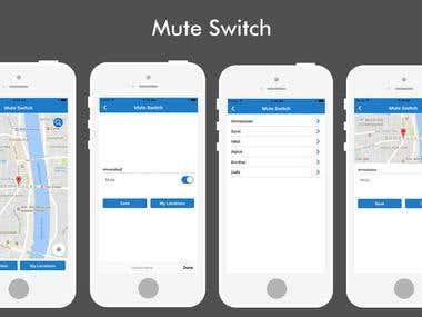 Mute Switch