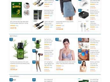 WordPress: Drop Shipping Store