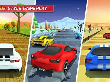 Racing Combat. 200,000+ download