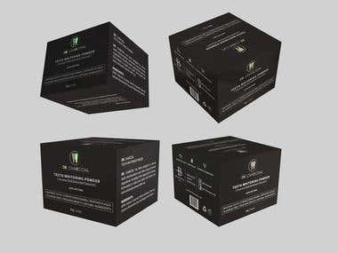 Dental Product Packaging