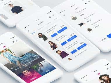 Fashion App Development