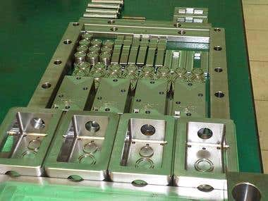 Mold for Electric Box