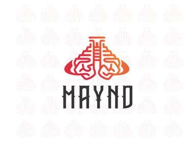 logo maynd