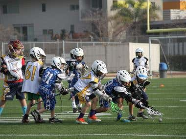 Culver City Lacrosse Aims High