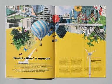 Corporate energy magazine